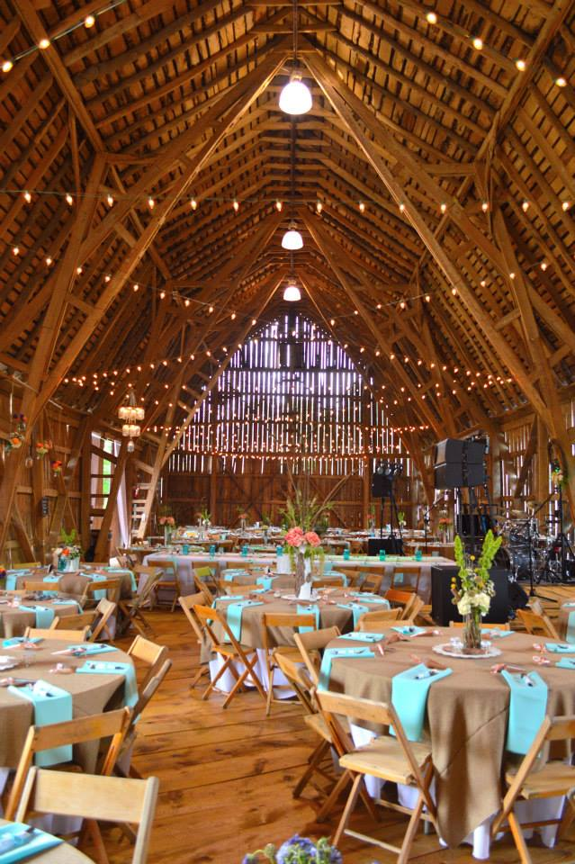 Venue Features Crooked River Weddings Barn Wedding